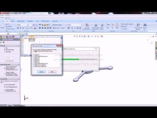 Solidworks Ders - 127 Tasarım Tablosu3