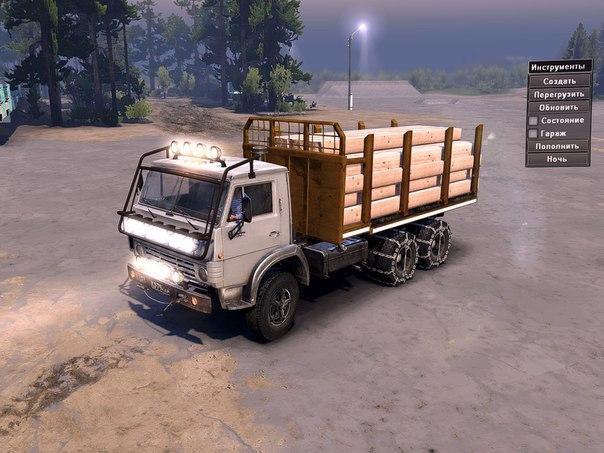 КамАЗ -53212 s для Spintires - Скриншот 2