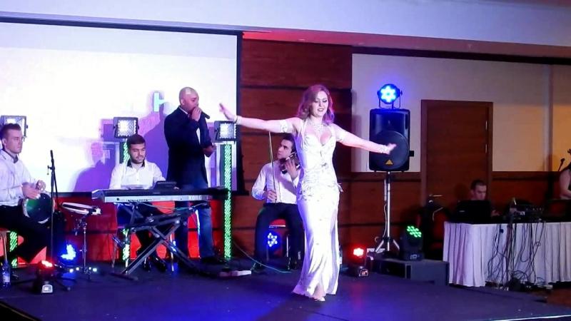выступление Юлии Мальцевой и Анны Сидько на фестивале Ahlan lel Hob (Красноярск, 9-11.12.2016)