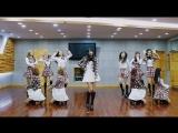 [VK] mirrored [dance practice] WJSN (우주소녀) - I Wish (너에게 닿기를)