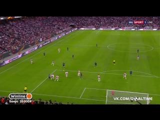 Аякс - Манчестер Юнайтед 0:1. Поль Погба