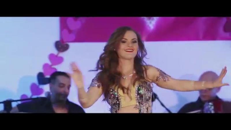 Marzena Antas Live Band 2nd Place Ah Ya Elbi 2016 6615