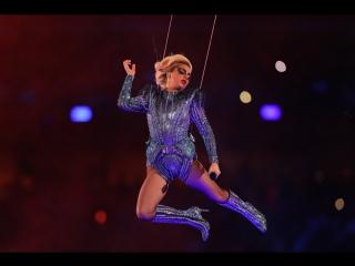 Lady Gagas - Pepsi Zero Sugar Super Bowl LI Halftime Show