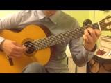Classical Guitar Piece Love Story