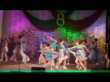 Танец ' Ветерок '. Образцовый Хореографический ансамбль 'Радость'