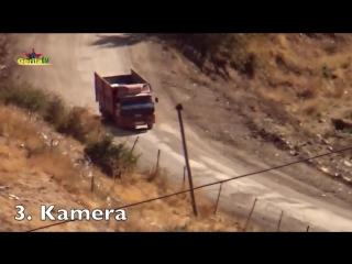 18 Kurdish forces (PKK) blew up turkish military checkpoint