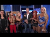 WWE SmackDown LIVE Shane McMahon Makes a Match