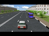 Проезд пешеходных переходов. Видео-урок по ПДД
