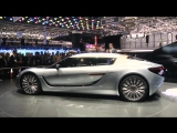 Newsclip_ World Premiere of the new QUANT e-Sportlimousine
