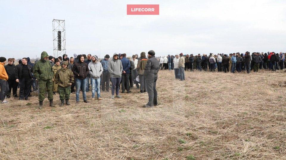 В ДНР объявлен мобилизационный сбор