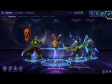 Heroes of the Storm - online stream