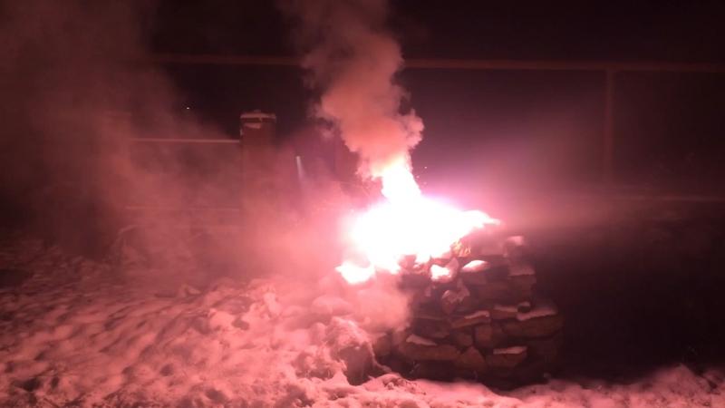 Fire bengalos (врлцавский огонь)