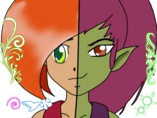 Magi-Nation: Иден - дочь зла.