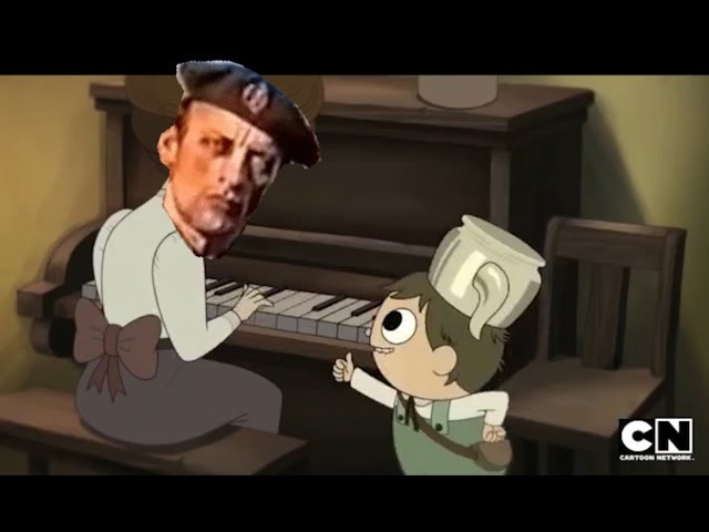Remove Kebab (Serbia Strong) - Over The Garden Wall