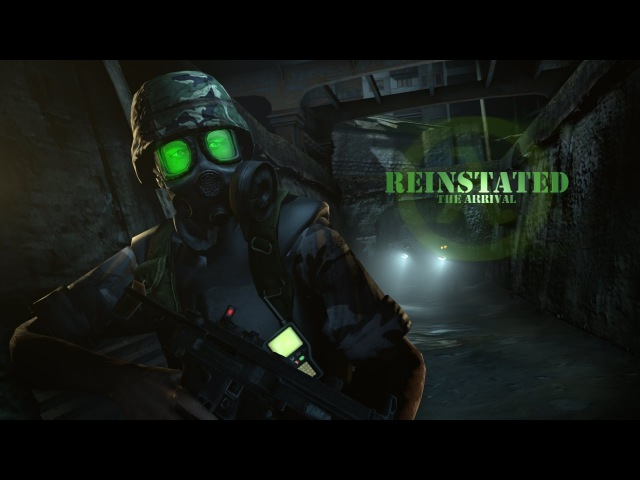 Reinstated The Arrival [SFM Saxxy Awards 2016 Extended Winner]