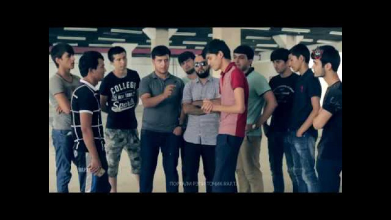 Видео battle MC Shur1k vs. OmonJonc (RAP.TJ)
