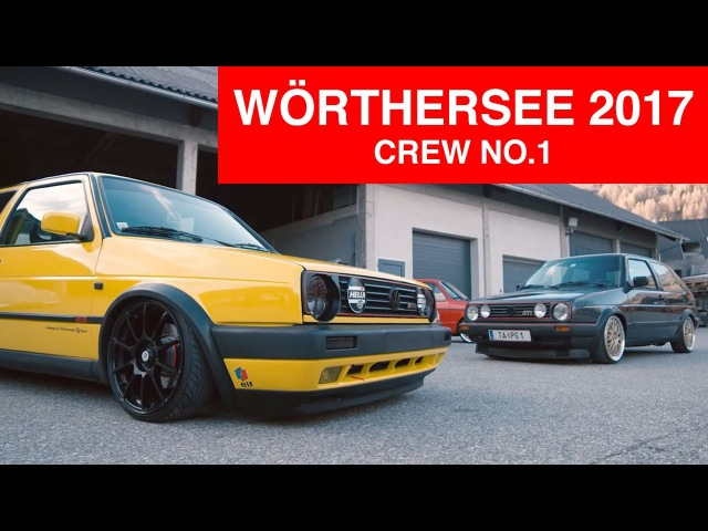 WÖRTHERSEE 2017 COMING HOME CLASSICARS CREW NO 1 DOKU