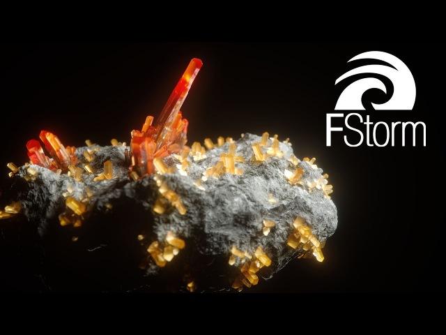 Обзор GPU рендер движка Fstorm. Его настройки