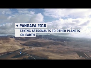 Pangaea 2017: Taking astronauts to other planets – on Earth