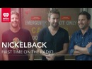 Chad Kroeger's Mom Cried First Time on the Radio