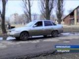Первомайские горе-дороги - www.nadiya.tv - ТРК