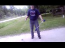 Learn to Use Juggling Sticks! Video 2: Flips and Under the Leg