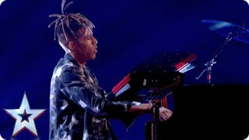 Tokio Myers' euphoric tune makes time stand still | Grand Final | Britain's Got Talent 2017