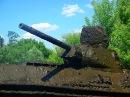 Поднятие танка из реки Дон т-34-76 / НАХОДКИ ВОВ ЧЕРНЫХ КОПАТЕЛЕЙ И ПОИСКОВИКОВ