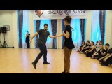 Ben Morris &amp Emeline Rochefeuille - Swing and Snow 2017 Pro Show