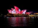 Sydney Opera House: Lighting The Sails - 59 Productions - Vivid LIVE 2014