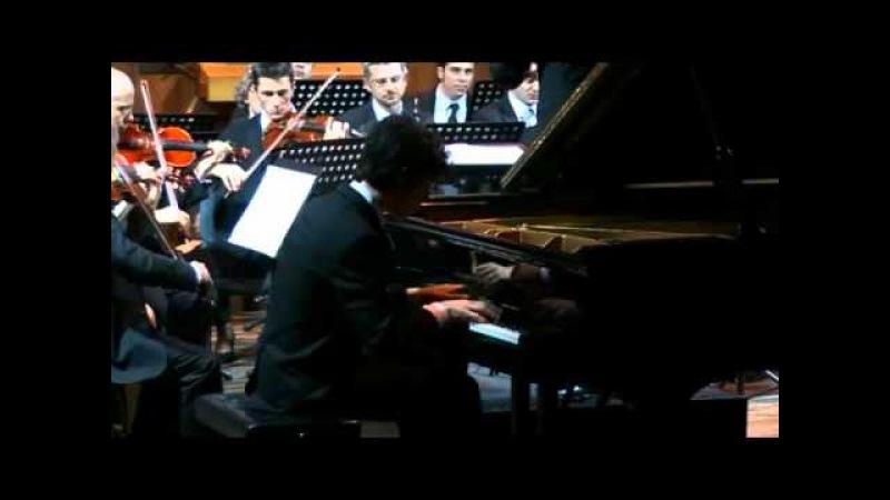 Chopin Piano Concerto N.1, Op.11 - Leonardo Pierdomenico (mvt.III)