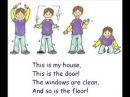 Spotlight 2 Students book p 34 ex 2 This is my house - Песня
