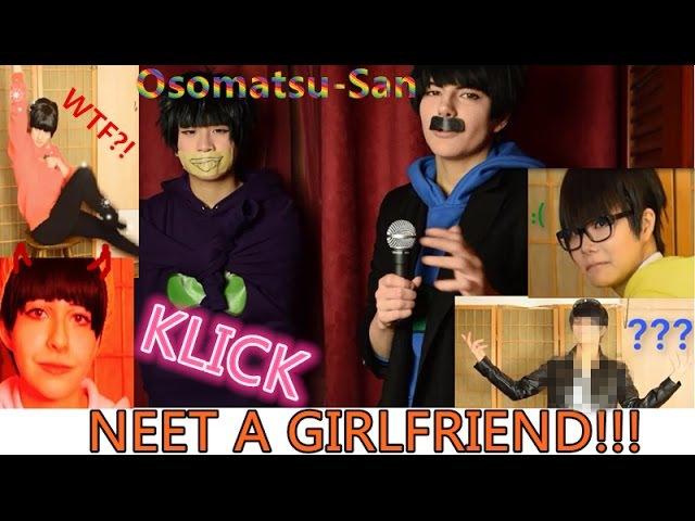 [ Osomatsu - san ] NEET a girlfriend Cosplay Crack