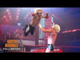 [#My1] FULL MATCH — Edge vs. Dolph Ziggler – WWE World Heavyweight Title Match: Royal Rumble 2011