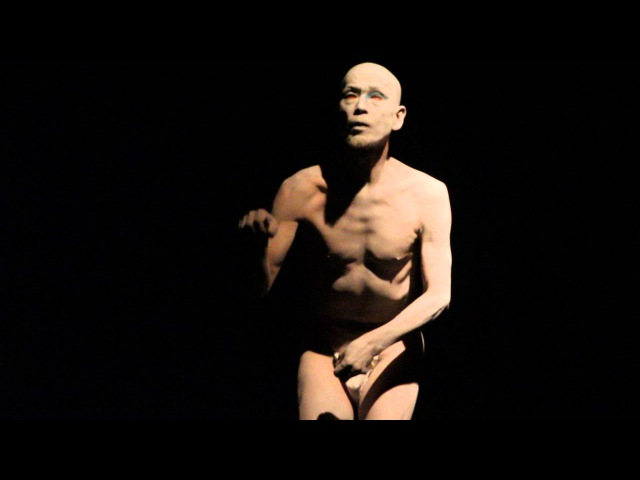 Danza Butoh - Katsura Kan en Buenos Aires Time Machine 13