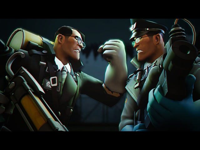 [SFM] TF2 - The Devices of Infection teaser