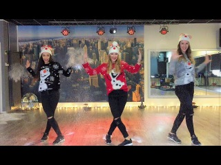 Let it snow - Jessica Simpson - Christmas Dance Easy Fitness Choreography Zumba