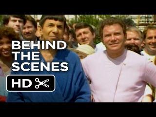 Star Trek IV: The Voyage Home Behind The Scenes - Set Photos (1986) Movie HD