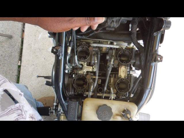 VMX1200 Carb Question