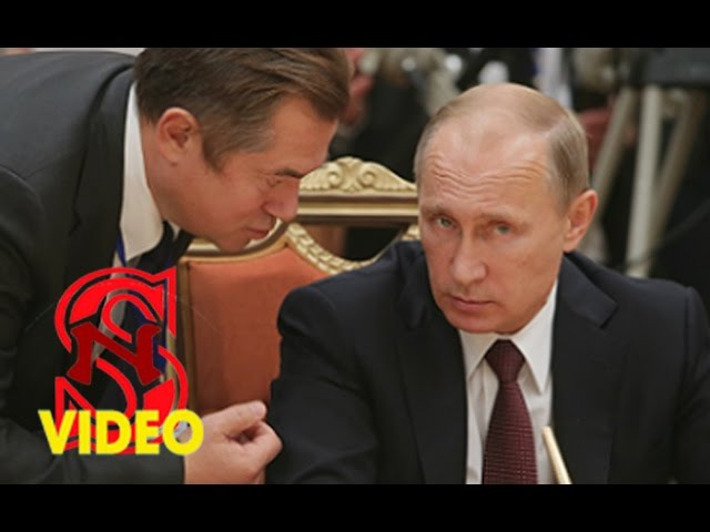 СЕНСАЦИЯ! Доказательства преступлений советника фашиста Путина - ГЛАЗЬЕВА