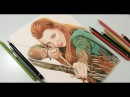 Tauriel (The Hobbit) Speed drawing