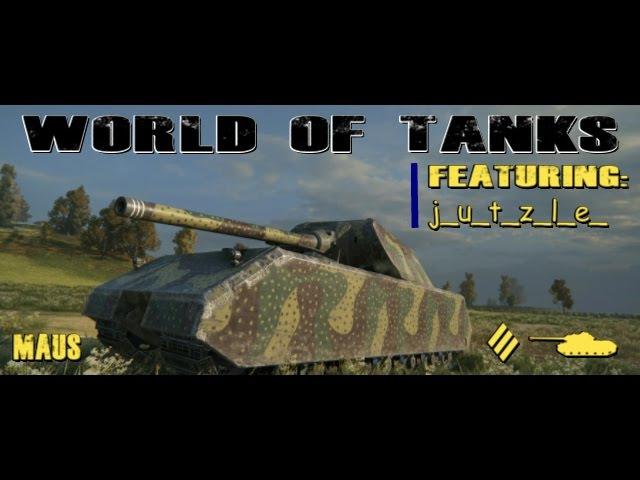 World of Tanks Maus In The House 10.9 K Damage WorldofTanks wot