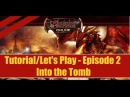Dungeons And Dragons Online (DDO) ★ Tutorial Episode 3 Into The Dungeons ★