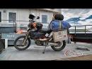 Через Берингов пролив на мотоцикле Мотопутешественник Фрэнсис Ламот Francis Lamotte