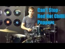 Can't Stop Drum Tutorial - Red Hot Chilli Peppers