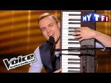 Ry'm  Hit the Road Jack !  (Ray Charles)  The Voice France 2017  Blind Audition