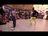V1 Battle 2016 | Taya (Тая) vs Boogie-D (Буги-Ди)| 1X1 Freestyle (Фристайл) 1/4