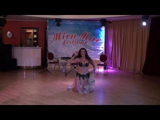 Yulia Redkous Tabla solo