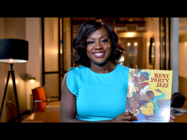 Rent Party Jazz read by Viola Davis