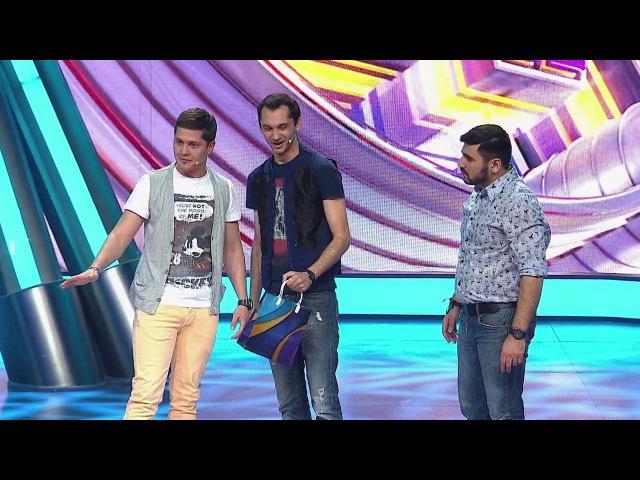 Comedy Баттл. Последний сезон - Трио Комса (2 тур) 25.09.2015 из сериала Comedy Баттл. Послед ...